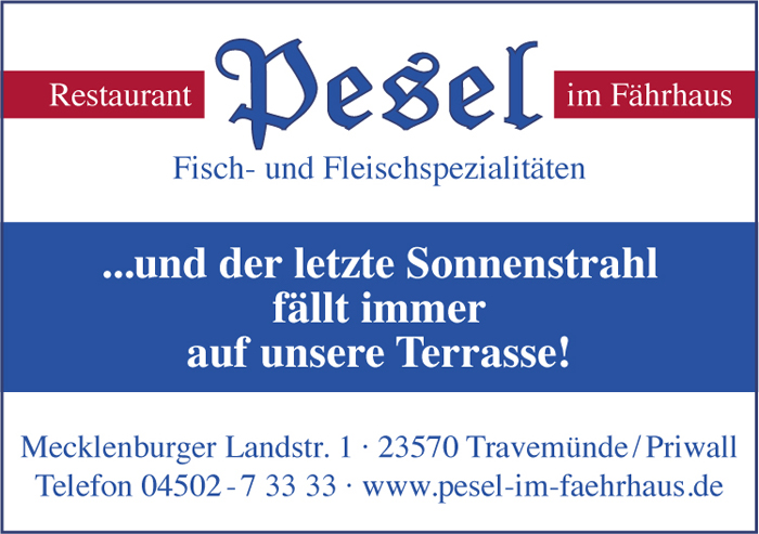 Restaurant Pesel