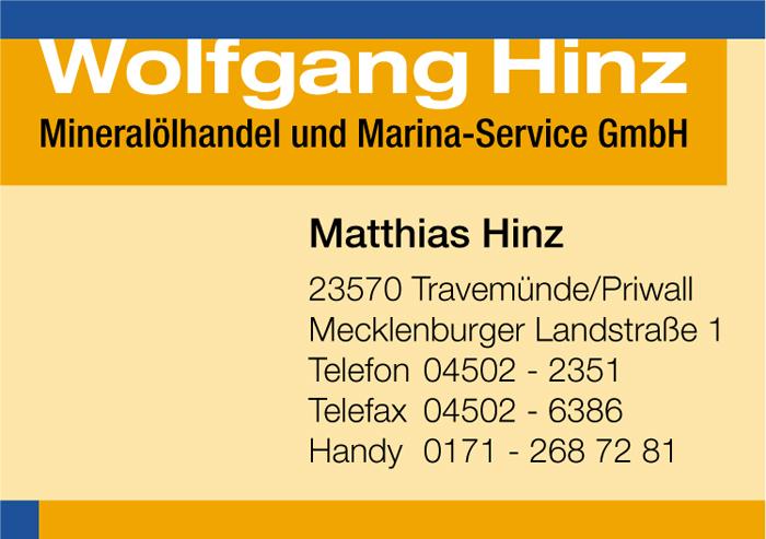 Wolfgang Hinz
